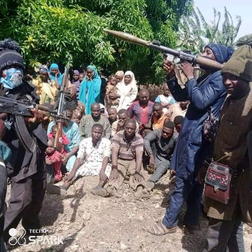 Armed Insurgents Kidnapped 30 Bus Passengers In Northern Nigeria