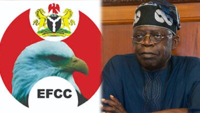 EFCC Investigation: Tinubu Could Be Jailed Before 2023
