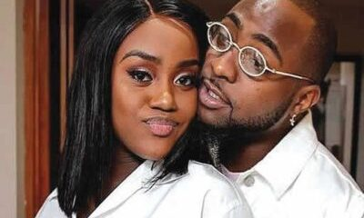 Chioma Deletes Instagram Pictures with Davido Amid Breakup Rumors