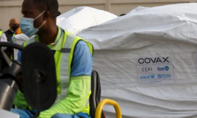 Ghana Becomes First African Country To Receive COVID 19 Vaccines