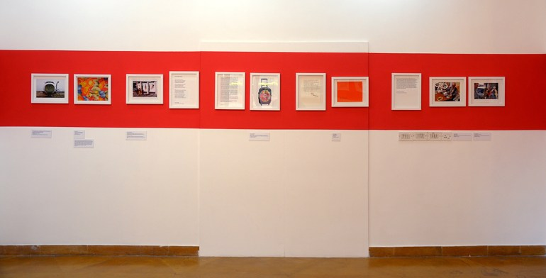 Installation view, Kindness/Udarta 2012