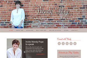 Wendy Pope