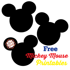 graphic about Printable Mickey Mouse known as Absolutely free Mickey Mouse Printables