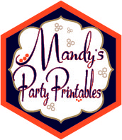 Mandy's Party Printables