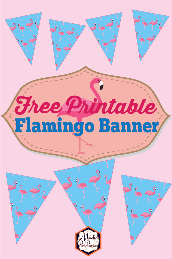 photo about Flamingo Printable titled flamingo celebration Archives