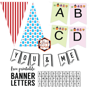 photo relating to Free Printable Banner titled Birthday Banner Template Programs