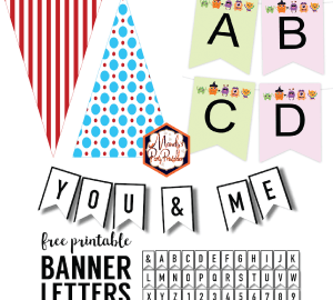 free printable banner archives