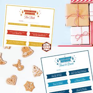 Secret Santa Questions And Printable