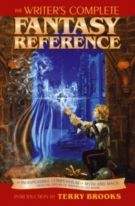 The Writer's Complete Fantasy Reference book