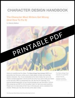Character Design Handbook | eBook in PDF format