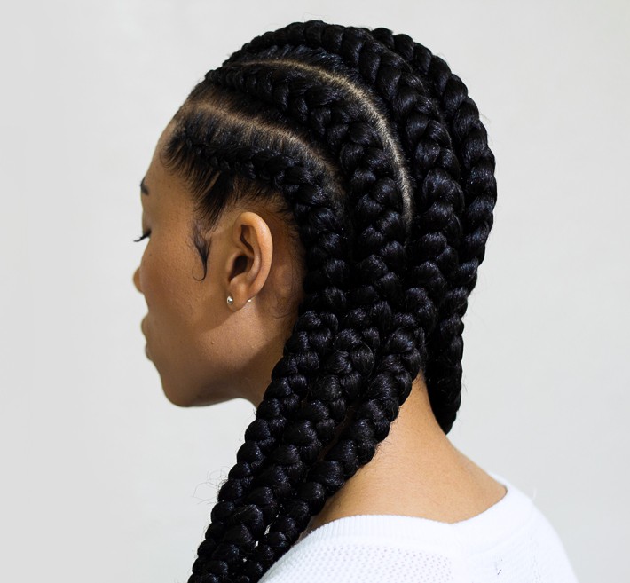 4 Fuss Free Vacation Hairstyles For Natural Hair Mane Addicts