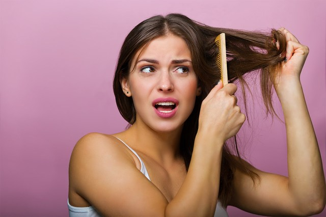 Image result for stress and hair