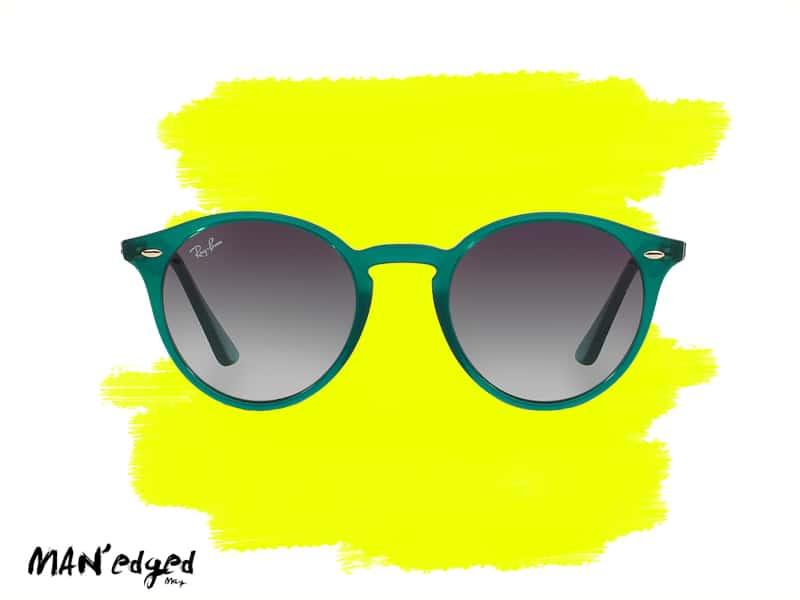 Ray-Ban - Round Sunglasses $155 Available at Bloomingdale's and bloomingdales.com