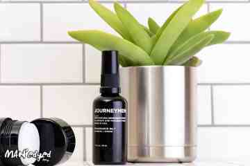 Editor's Pick featuring Journeymen spray deodorant for men