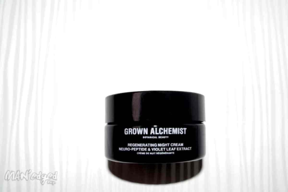 Grown Alchemist Men's Skin Care Night Cream