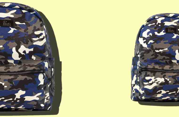 men's style editor's pick blue camo packs project back pack