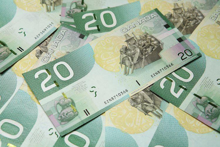 USD / CAD actualiza el máximo mensual por debajo de 1.2800 antes de las elecciones canadienses