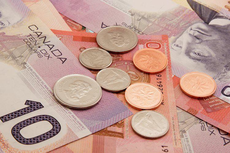 El USD / CAD colapsa en el área de 1.2550, borra las ganancias semanales