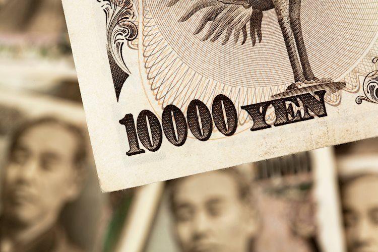 El USD / JPY alcanza su nivel más alto desde el viernes por encima de 109,50 a medida que el USD se invierte