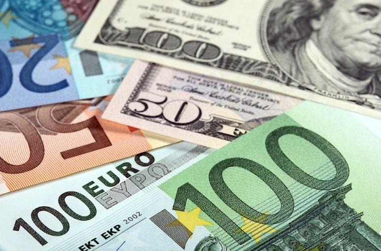 EUR / USD rompe al alza y vuelve a 1.2200
