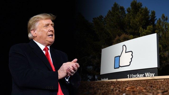 Facebook extiende la suspensión de Trump hasta enero de 2023 – TechCrunch