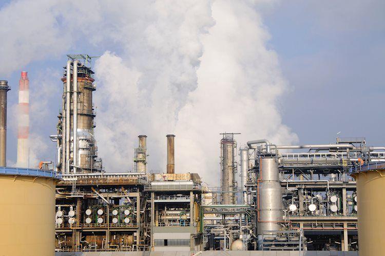 Futuros de gas natural: caída considerada temporal