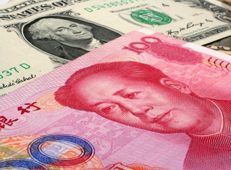 Fijación USD / CNY: 6.4705 frente a 6.4640 anterior