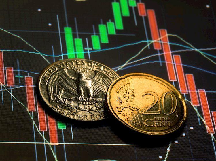 El EUR / USD se estabiliza alrededor de 1,1750, en camino de romper la racha perdedora de cuatro días