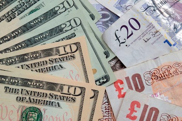 GBP / USD se mueve debido a malas noticias