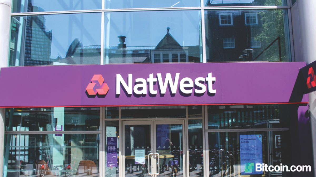 Natwest, el banco líder del Reino Unido, alerta a los clientes con consejos sobre cómo evitar las estafas de criptomonedas