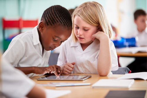 Aplicación de los 4 pilares de la oportunidad en la alfabetización