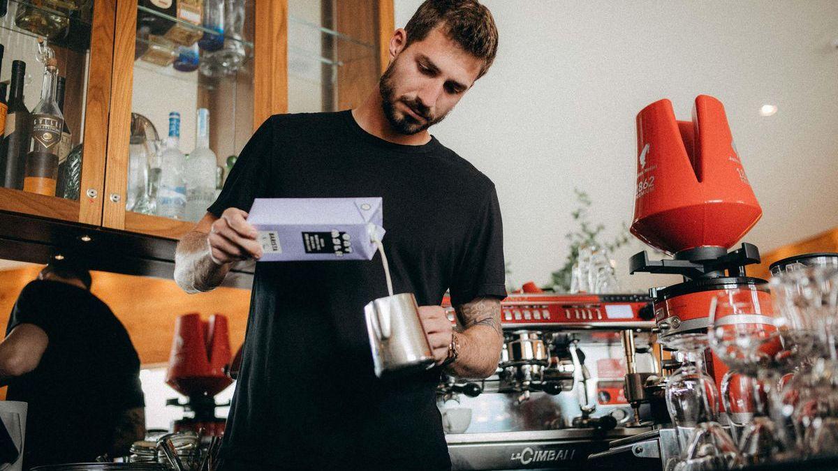 Cómo el portero alemán Kevin Trapp se convirtió en empresario de la leche de avena