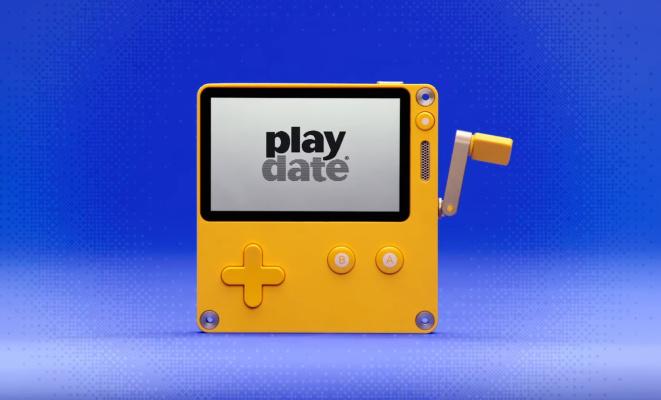 El pequeño Playdate portátil se enviará el próximo mes por $ 179, con 24 encantadores juegos monocromáticos para empezar – TechCrunch