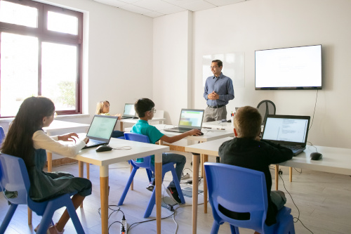 Both formal and informal data are essential to informing instruction