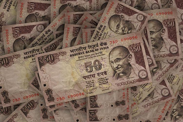 Los compradores de rupias indias enfrentan un obstáculo clave alrededor de 74.50-45