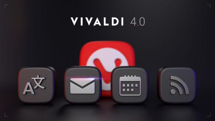 Vivaldi 4.0 lanzado con clientes de calendario y correo electrónico integrados, lector de RSS – TechCrunch