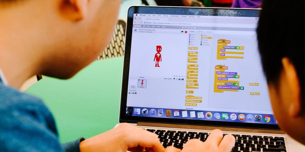 Después del brote pandémico, la herramienta de codificación Scratch se centra en el apoyo a la enseñanza