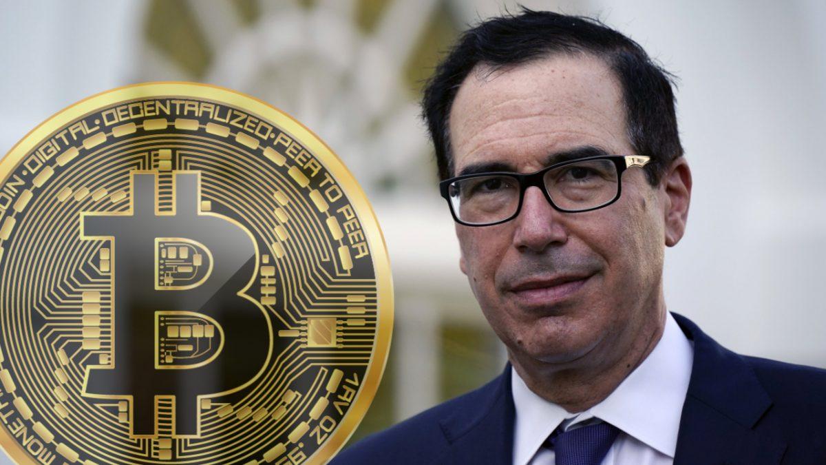 """El exsecretario del Tesoro de EE. UU. Mnuchin dice que su perspectiva sobre Bitcoin """"ha evolucionado"""""""