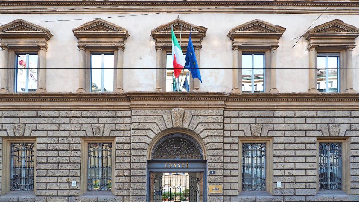 El regulador italiano advierte que Binance Crypto Exchange no está autorizado para proporcionar servicios de inversión en Italia – Bitcoin News