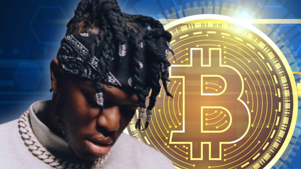 La superestrella de Youtube KSI 'JJ' dice que ganó y luego perdió millones invirtiendo en Bitcoin