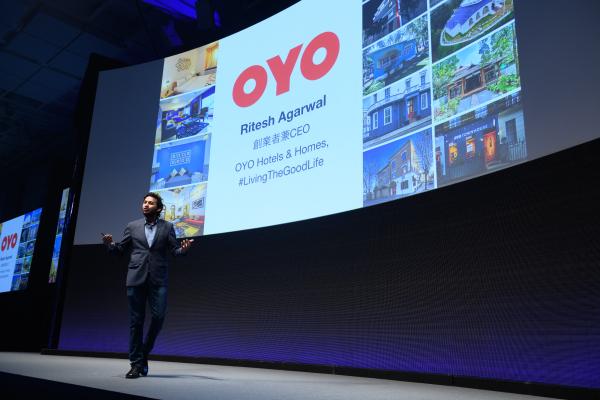 Microsoft respalda a Indian Oyo en una valoración de $ 9.6 mil millones