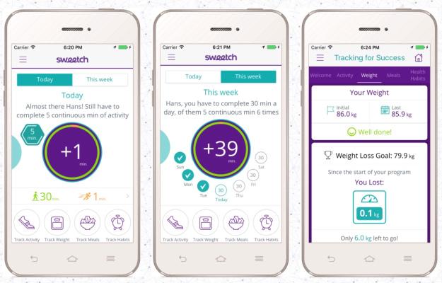 Sweetch recauda $ 20 millones para un sistema de participación personalizado diseñado para mejorar los resultados de salud – TechCrunch