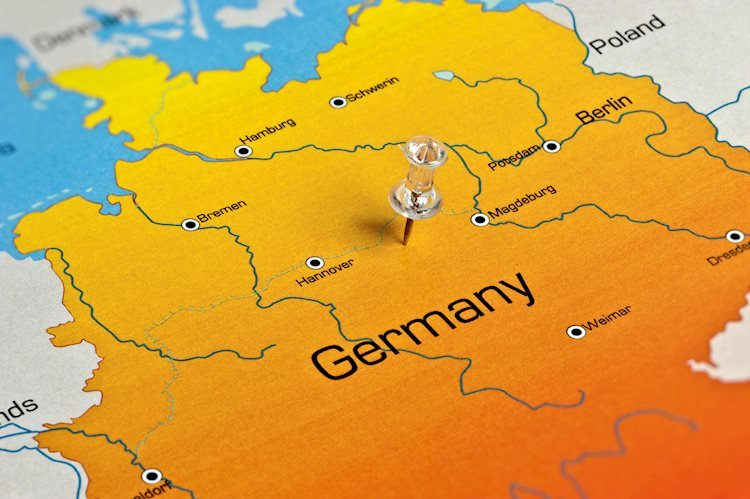 El PMI manufacturero preliminar alemán cae bruscamente a 58,5 en septiembre desde el 61,5 esperado