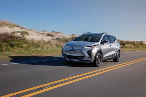 General Motors emite el tercer retiro del mercado del Chevrolet Bolt EV, citando fallas raras de la batería – TechCrunch