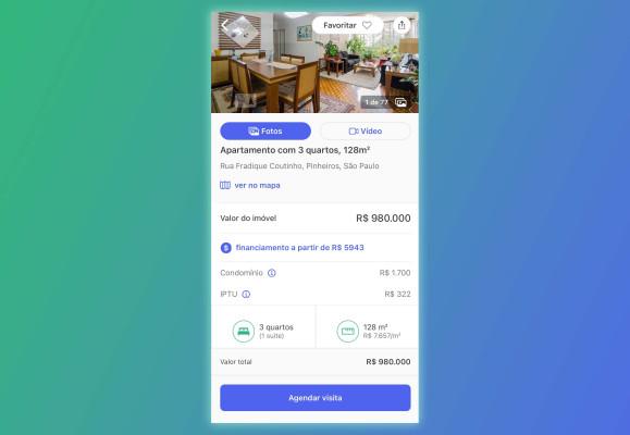 La plataforma inmobiliaria QuintoAndar de São Paulo recauda $ 120 millones, ahora valorados en $ 5.1 mil millones – TechCrunch