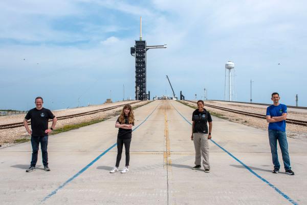 Mira a SpaceX lanzar la primera misión Inspiration4 totalmente civil en el espacio en vivo – TechCrunch