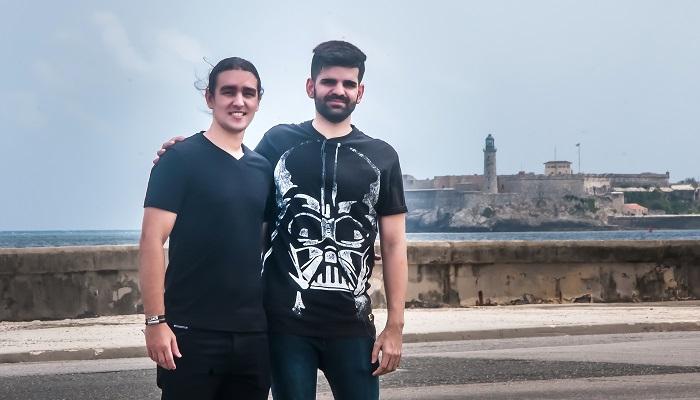 Nameless Studio, las mentes creativas detrás de dos videojuegos independientes en Cuba