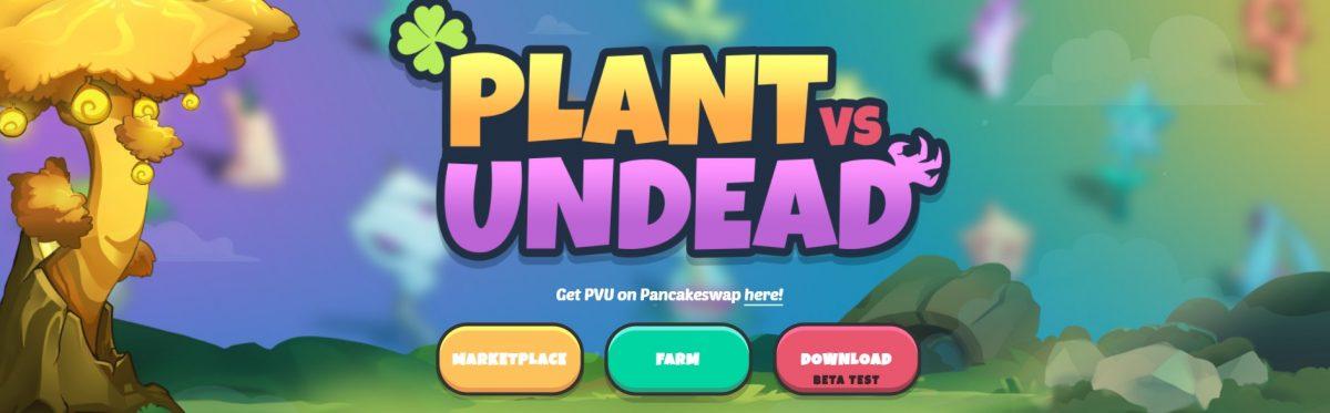 Plant vs Undead ¿Qué es y cómo funciona? | Juego NFT