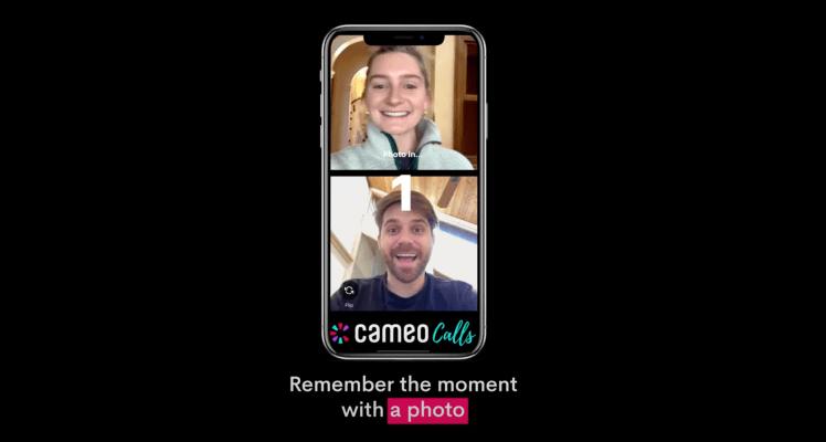 Cameo lanza Cameo Calls, un servicio para que los fanáticos puedan chatear por video con celebridades