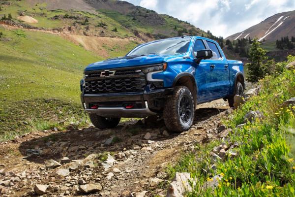 Chevrolet Silverado 2022 obtiene actualización tecnológica, remolque con manos libres y el nuevo buque insignia todoterreno ZR2 – TechCrunch